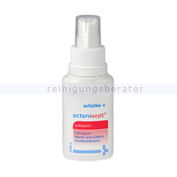 Hautdesinfektion Schülke Octenisept 50 ml