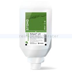 Hautreiniger Stoko® VERAPOL PLUS®, neu Solopol soft 2 L