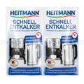 Heitmann Schnell-Entkalker 2x15 g