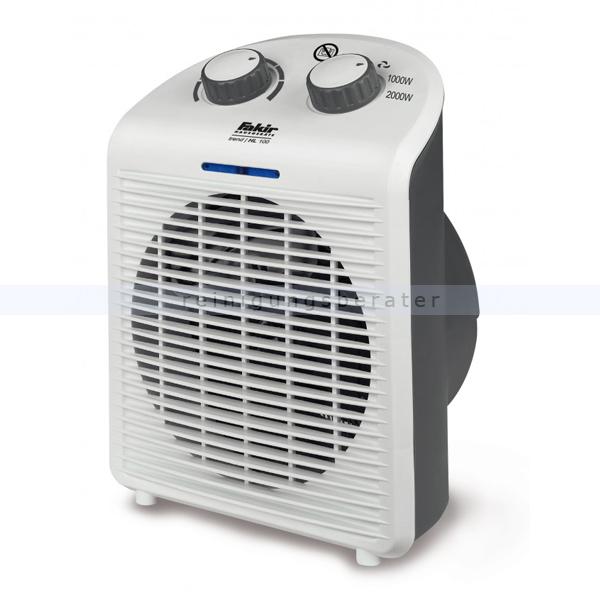 Fakir HL 100 Heizlüfter 2x Sicherheit mit Tropfschutz IP21 und Übertemperaturschutz 5421006