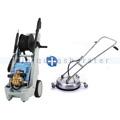 Hochdruckreiniger Kränzle bully 1180 TST mit Round Cleaner