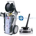 Hochdruckreiniger Kränzle Profi 160 TST im Round Cleaner SET