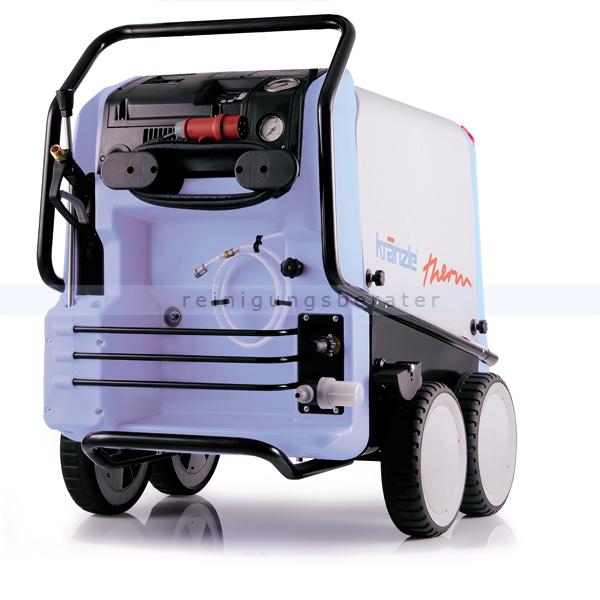 Kränzle therm 635-1 Hochdruckreiniger ohne Trommel großer Heißwasser Hochdruckreiniger, ohne Schlauchtrommel 41349