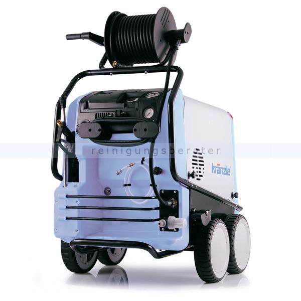 Kränzle therm 635-1 Hochdruckreiniger mit Trommel großer Heißwasser Hochdruckreiniger, mit Schlauchtrommel 413491
