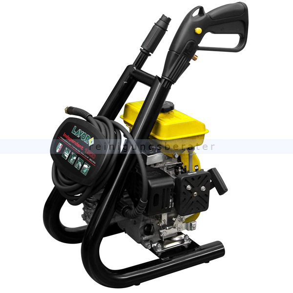 Lavor INDEPENDENT HDR 1900 Benzin Hochdruckreiniger leistungsfähiger kompakter Benzin Hochdruckreiniger 8.601.0103