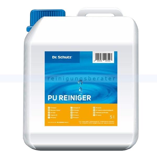 Hochleistungsreiniger Dr. Schutz PU Reiniger 5 L