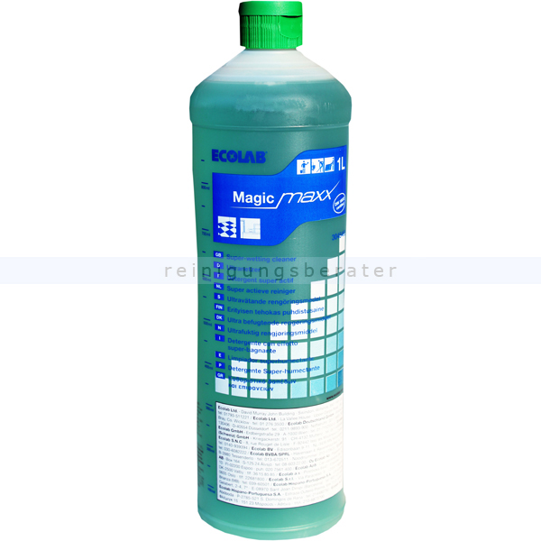 Hochleistungsreiniger Ecolab Magic maxx Ultranetzer 1 L