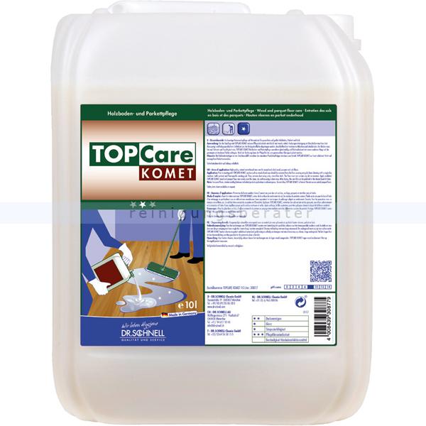 Dr. Schnell TOPCare Komet 10 L Holzboden- und Parkettpflege Holzboden- und Parkettpflege 30877