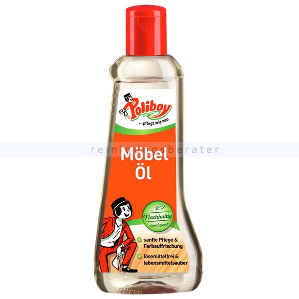 Holzpflegeöl Poliboy Möbel Öl 200 ml