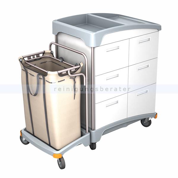 Hotelwagen ComfortSplast III-7