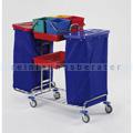 Hotelwagen Mini Floorstar HW 5 - Kunststoff
