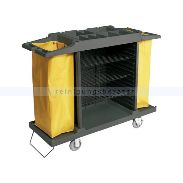 Hotelwagen Simex Hotel Line für Zimmermädchen geeignet für den Einsatz in Hotels 08017