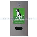 Hundekotbeutel, Gassibeutel Spender Natura Biomat Edelstahl
