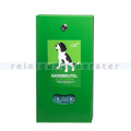 Hundekotbeutel, Gassibeutel Spender Natura Biomat Stahlblech