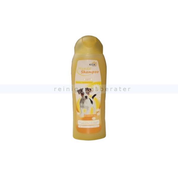 Hundeshampoo Reinex Soft Kamille 300 ml für Glanz und leichtes kämmen 1192