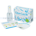 Hygiene Kontrollset Clean Card® Pro Starter-Kit