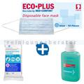 Hygiene Set Grippeschutz Infektionsschutz Set 3 teilig