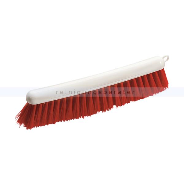 Hygienebesen Haug Mehlbesen 290 mm rot geeignet für Lebensmittelbereich nach HACCP 82101