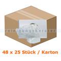 Hygienebeutel 48 x 25 Stück Karton Polyethylen