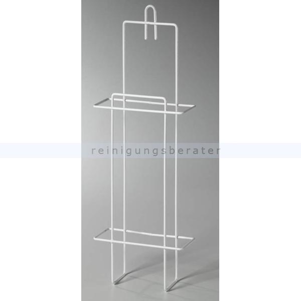 Hygienebeutelspender Fripa Metallgitter weiß 2324000