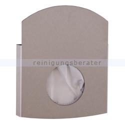 Hygienebeutelspender Hygienebeutelhalter Anti-Fingerprint