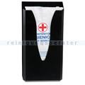 Hygienebeutelspender Orgavente NOIR ABS schwarz