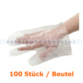 Hygienehandschuh Pure Hands 3-Fingerhandschuh 100 Stück