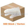 Hygienehandschuh Pure Hands 3-Fingerhandschuh 500 Stück