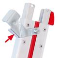 Hymer Ersatzteilset Sicherungshebel für Glasreinigerleiter