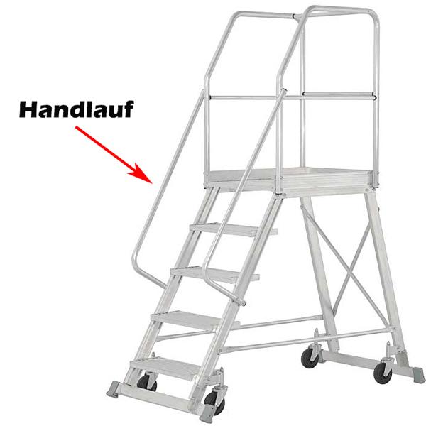 Hymer Handlauf für Podesttreppe 91688808 Zubehör Podestleiter 51780