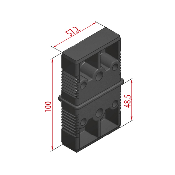 Hymer Leiterverbinder (1 Stück) Leiterverbinder 77209