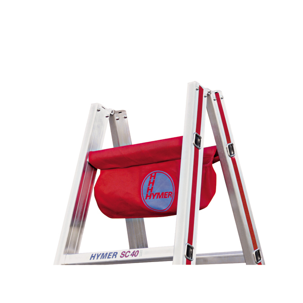 Hymer Werkzeugtasche für Aluleitern Zubehör für Leitern 54030
