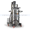 Industriestaubsauger Planet Medium Oil Inox mit Separator