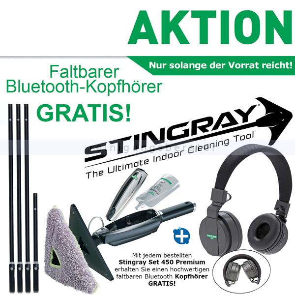 Innenreinigung Set Unger STINGRAY 450 Premium AKTION