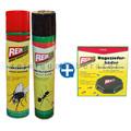 Insektenvernichter Set mit Köder, Ameisen- und Insektenspray