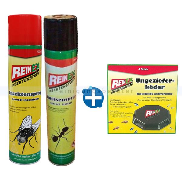 set mit k der ameisenspray insektenspray. Black Bedroom Furniture Sets. Home Design Ideas