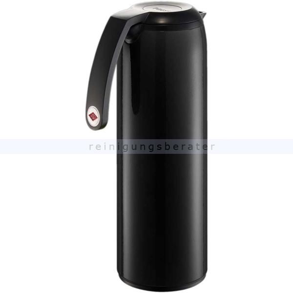 Wesco Isolierkanne Vaccum Jug Thermoskanne Kaffeekanne Rot