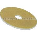 Juwex Pad gelb, fein 1500 er Körnung, 410 mm 16 Zoll