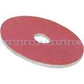 Juwex Pad rot, grob 500er Körnung, 510 mm 20 Zoll