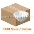 Kaffeefilter Bonamat Filterkörbchen weiß 90 x 250 mm