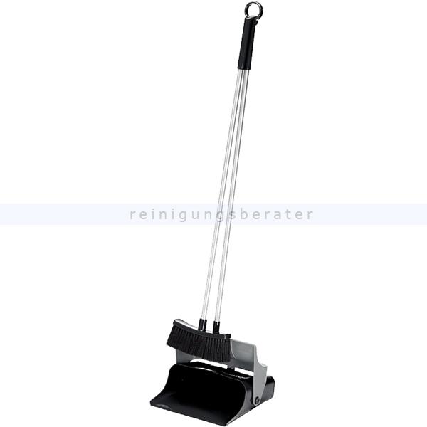 Kehrgarnitur mit Standschaufel Nölle Komfort 80 cm