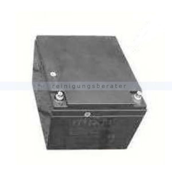Haaga F-Batterie 4KO-B04 12 V/28 Ah Kehrmaschinen Batterie Akku für Haaga 870 accu