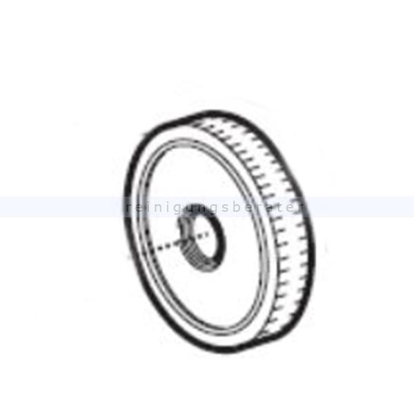 Haaga Laufrad 400920 mit Reifen für 475 Ersatzteil für Haaga 475