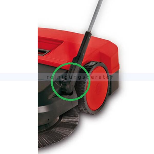 Haaga Griffbeschlag 400713G/456973 Ersatzteil für Haaga Kehrmaschine