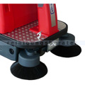 Kehrsaugmaschine Cleanfix Anbausatz Lampe