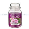 Kerzen Duftkerze Jumbo Candle English Rose