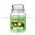 Kerzen Duftkerze Jumbo Candle Lime Brasil