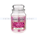 Kerzen Duftkerze Jumbo Candle Pink Jasmin