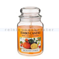 Kerzen Duftkerze Jumbo Candle Sicilian Citrus