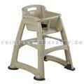 Kinderstuhl Rubbermaid Babystuhl Sturdy Chair Grau